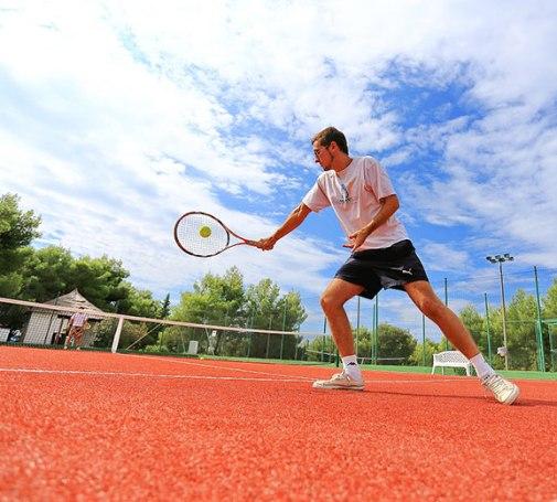 bocce e tennis
